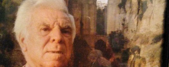 Antonio Jiménez, el rondeño que trató de emular a Goya y Picasso en su obra