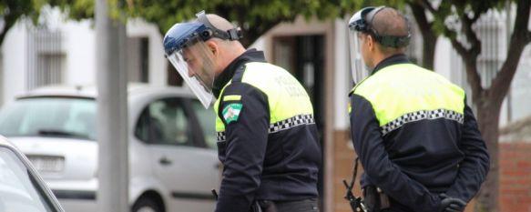 Multan hasta en cuatro ocasiones a varios ciudadanos por incumplir el confinamiento, La Policía Local ha levantado 110 actas desde que se decretó el estado de alarma, 17 de ellas en lo que llevamos de semana , 02 Apr 2020 - 13:55