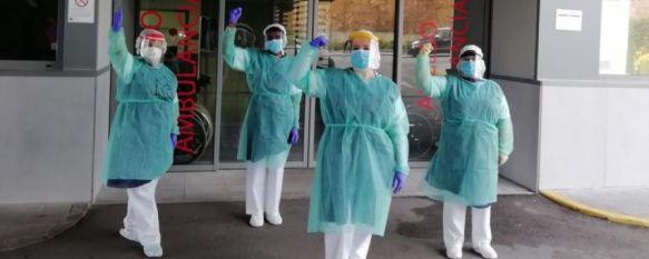 El número de casos de contagio por Covid-19 desciende en Ronda y se sitúa en 44, En las últimas horas se han producido un ingreso por sospechas, tres altas y ningún fallecimiento, 08 Apr 2020 - 14:33