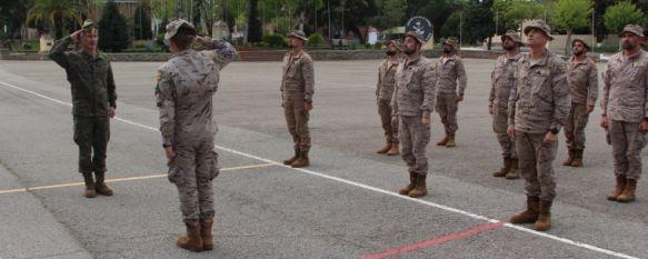 Reciben en el Cuartel de Ronda a los primeros legionarios del 4º Tercio que han vuelto de Mali, Mañana se espera la llegada a Málaga de un importante grupo de militares españoles, entre ellos 22 efectivos del 4º Tercio , 16 Apr 2020 - 18:48