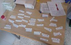 Imagen de los tests que han sido realizados y cuyos resultados han sido negativos. // Asprodisis