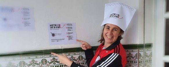 """Metros Solidarios logra recaudar 1.743 euros para """"Oído Serranía"""", Más de 350 vecinos participaron en la iniciativa emprendida por las áreas de Dinamización de Atajate, Benadalid y el área de Deportes de ambos municipios, 27 Apr 2020 - 11:21"""