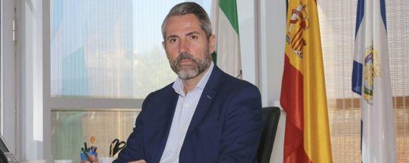 La Diputación fomenta el consumo de productos Sabor a Málaga a domicilio, El vicepresidente Juan Carlos Maldonado explica que su carácter