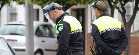 La Policía Local aplica seis sanciones el fin de semana por incumplimiento de medidas, El cuerpo, compuesto por 60 efectivos, ha levantado un total de 197 actas desde que comenzó el estado de alarma por desobediencia a las normas, 05 May 2020 - 13:44