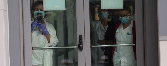 La Serranía registra dos nuevos contagios y tres pacientes curados más en las últimas horas, La ciudad de Ronda acumula 110 contagios, 10 de ellos en las últimas dos semanas y en la Serranía hay un total de 14 casos activos por coronavirus, 15 May 2020 - 12:55
