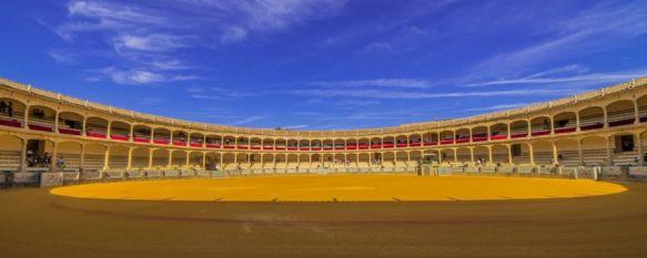 La Real Maestranza rememora la inauguración de la Plaza de Toros 235 años después