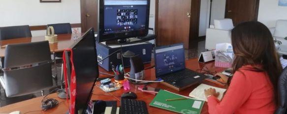 La Junta presenta en Ronda una nueva plataforma web para el sector turístico , La Consejería, a través de su empresa pública, ha dado a conocer esta herramienta digital a empresarios locales y técnicos municipales, 20 May 2020 - 20:17