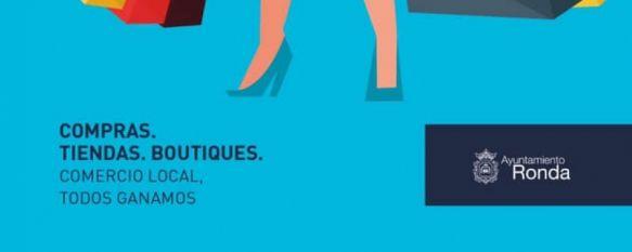 """El Ayuntamiento impulsa una campaña para promocionar el comercio local, Los negocios lucirán carteles con el lema """"Róndame"""" orientados hacia el sector comercial y al consumo en establecimientos hosteleros, 21 May 2020 - 18:51"""
