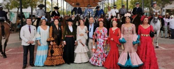 Fiestas pone en cuestión que la Feria de Pedro Romero pueda celebrarse con normalidad, La delegada Concha Muñoz ha acordado con las Damas Goyescas…, 22 May 2020 - 20:16