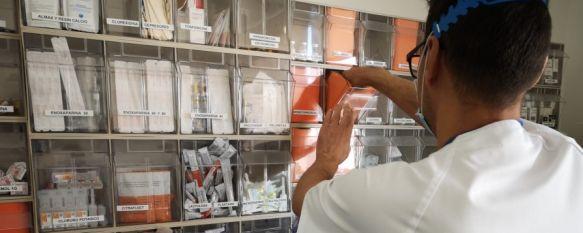 El Hospital Comarcal contrata a 42 profesionales con motivo del COVID-19, En el 73,8% de los casos se trata de personal sanitario, mientras que el 26,2% corresponden a puestos relacionados con la gestión y servicios, 29 May 2020 - 11:34