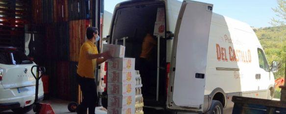Productos del Castillo, 37 años distribuyendo sus alimentos en la Serranía de Ronda, La empresa ha decidido dar visibilidad en su web a pequeños…, 02 Jun 2020 - 19:41