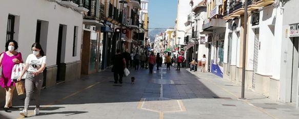 La Serranía de Ronda, en la Fase 3 y con la duda de la movilidad entre provincias , A partir del lunes se permitirán reuniones de hasta 20 personas, terrazas al 75% con consumo permitido en barras o un aforo del 50% en las tiendas , 05 Jun 2020 - 14:09