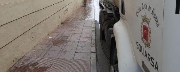 IU Ronda pide documentación sobre un dudoso proceso de selección en SOLIARSA, Dos de las aspirantes a puestos en la empresa pública de limpieza han denunciado irregularidades en la convocatoria, 09 Jun 2020 - 18:32
