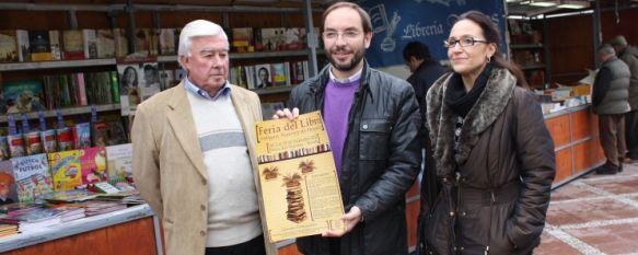 La Plaza del Socorro acogerá la Feria del Libro hasta el 18 de diciembre, La iniciativa cultural contará con numerosas actividades paralelas como conciertos y espectáculos de magia, 02 Dec 2011 - 16:19
