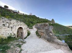 En la época nazarí, el camino del Albacar era frecuentemente transitado con fines productivos, mientras que su nuevo uso será turístico. // Sergio Valadez