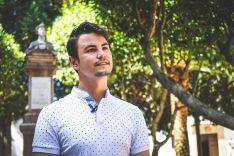 Ángel cree que la educación es clave a la hora de fomentar el respeto hacia las personas del colectivo LGTBIQ+. // Juan Velasco