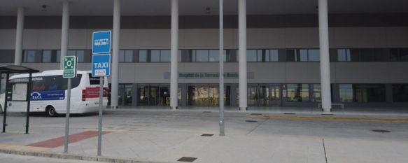 Ingresa un paciente con sospecha de COVID-19 en el Hospital Comarcal de la Serranía, Se trata de un residente de Alcalá del Valle, municipio de…, 09 Jul 2020 - 13:46