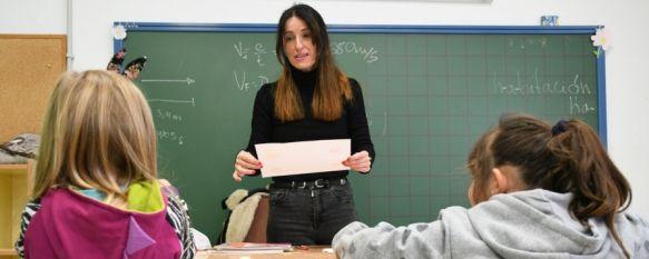 El Colegio Público Rural de Faraján garantiza su continuidad