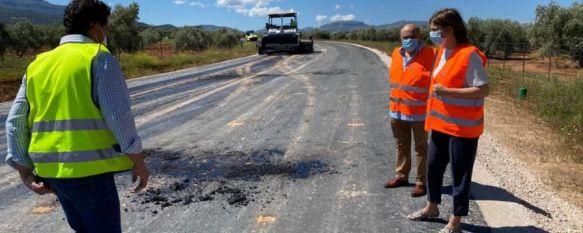 El 24 de julio se inaugurará la Variante de Arriate con la presencia de Juanma Moreno, Los trabajos se reanudaron el pasado verano, tras más de ocho años de parálisis, y la Junta ha invertido en el último año unos ocho millones para su finalización, 16 Jul 2020 - 18:30