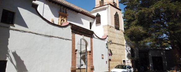 Antes de la pandemia, los turistas que visitaban el barrio de La Ciudad, se dejaban caer por el Convento de las Clarisas para adquirir sus dulces artesanos. // Juan Velasco