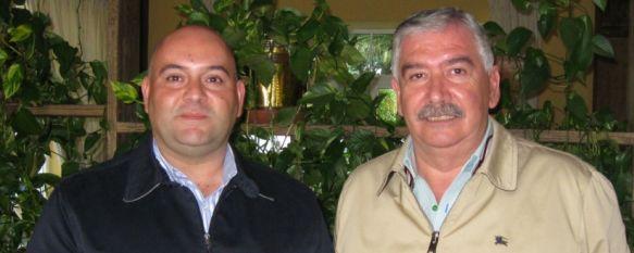 Martín Vivas, nombrado pregonero de la Hermandad de La Columna, Se trata de una persona muy ligada a nuestra Semana Santa y con una dilatada experiencia en pregones, 05 Dec 2011 - 12:43