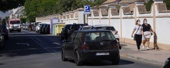 La media en la comarca desde el pasado lunes es de cuatro nuevos casos diarios // Juan Velasco