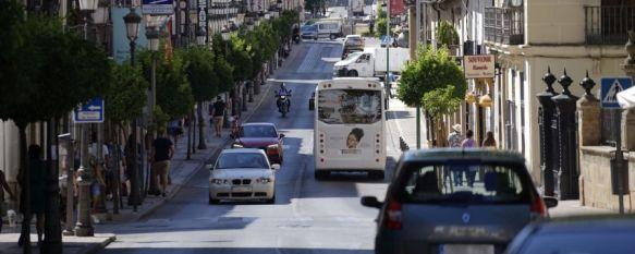 En las últimas dos semanas la ciudad de Ronda ha notificado el contagios de 37 vecinos. // Juan Velasco
