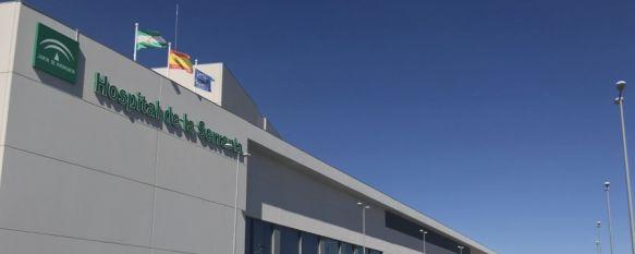 El Hospital Comarcal contabiliza nueve ingresos de pacientes infectados o con sospecha de ser portadores de coronavirus. // CharryTV