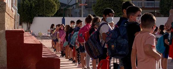 Un total de 2.786 alumnos de Infantil y Primaria inician el curso escolar, Los centros cuentan con coordinadores formados para gestionar…, 10 Sep 2020 - 19:49