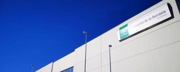 El Hospital Virgen de la Victoria asume la gestión de la UCI del Hospital Comarcal, La cifra de casos activos en el distrito sanitario Serranía es de 143, de un total de 324 contagios acumulados según el informe de la Consejería de Salud y Familias, 14 Sep 2020 - 13:00