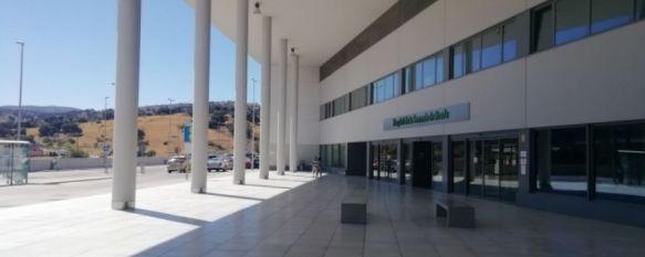 La planta de Hospitalización Médica II está siendo reorganizada para que no admita ingresos de pacientes ajenos al coronavirus. // CharryTV