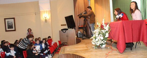 María de la Paz Fernández, primera invitada del programa