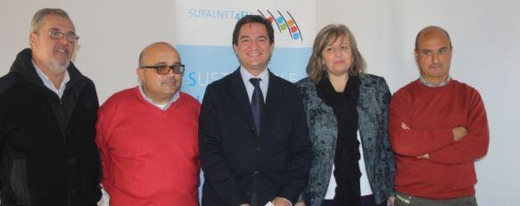 El antiguo vertedero de la carretera de Benaoján se convertirá en un centro de educación ambiental , La rehabilitación de los vertederos de Ronda y La Viñuela supondrá una inversión de 2,9 millones de euros, 12 Dec 2011 - 16:41