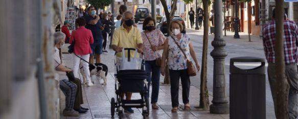 Por municipios, la ciudad de Ronda ha diagnosticado el virus en las últimas dos semanas a 29 vecinos. // Juan Velasco
