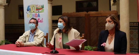 El PP de Ronda reestructura su Junta Directiva , María del Carmen Martínez releva a Antonio Arenas al frente de la Secretaría General de la formación, 19 Oct 2020 - 20:16