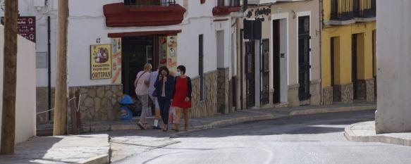 Los casos activos crecen hasta los 56 en el Área Sanitaria de la Serranía, Cinco pacientes con coronavirus continúan ingresados en la planta Hospitalización Médica II del Hospital Comarcal, 20 Oct 2020 - 17:13