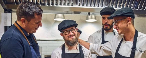 El Golimbreo: una segunda oportunidad entre fogones, Gracias a su paso por la escuela de cocina que dirige Miguel…, 20 Oct 2020 - 18:48