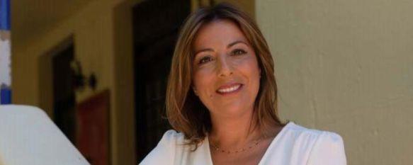Aplazado el pleno del lunes tras dar positivo por COVID-19 la alcaldesa, Mª Paz Fernández, La regidora, que también perdió anoche a su madre, ha dado a conocer su contagio en sus perfiles en redes sociales , 23 Oct 2020 - 12:11