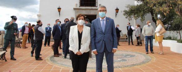 Diputación invierte 227.000€ en el Centro de Interpretación de Fray Leopoldo
