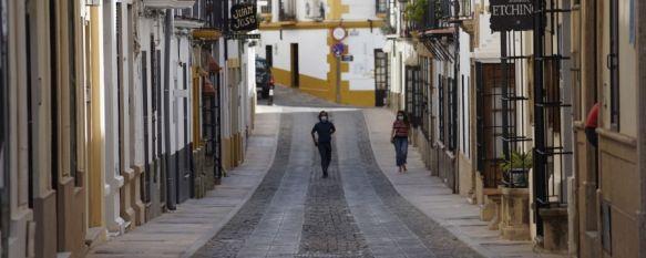 Ronda registra una incidencia de 380 contagios por cada 100.000 habitantes. // Juan Velasco