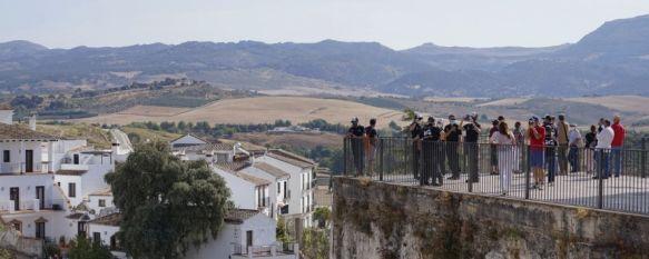 En los últimos 14 días se ha diagnosticado el COVID-19 a 207 vecinos de Ronda. // Juan Velasco