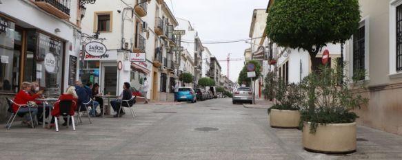 La tasa de incidencia en Ronda en las últimas dos semanas se sitúa en 961contagios por cada 100.000 habitantes. // Álvaro Vélez
