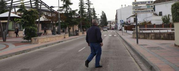 La tasa de nuevos contagios en 14 días se mantiene en la Serranía en 952 por cada 100.000 habitantes // Álvaro Vélez