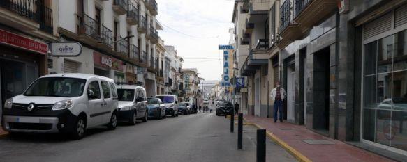 En las últimas dos semanas la tasa de incidencia en Ronda es de 852 contagios por cada 100.000 habitantes. // Álvaro Vélez