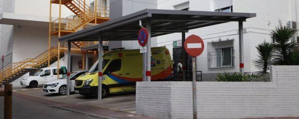 En las últimas horas fallecen cinco pacientes con COVID-19 en nuestro distrito sanitario, Los ingresos relacionados con la pandemia en el Hospital Comarcal…, 25 Nov 2020 - 16:20