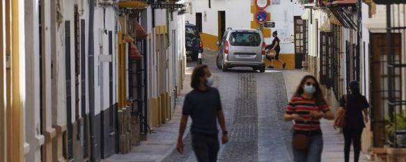 En los últimos 14 días 175 vecinos de Ronda han dado positivo en coronavirus. // Juan Velasco