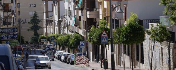 En las dos últimas semanas se han detectado en la ciudad de Ronda 157 positivos de coronavirus. // Juan Velasco