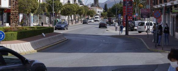 Un total de 116 vecinos de Ronda han dado positivo en coronavirus en las dos últimas semanas. // Juan Velasco