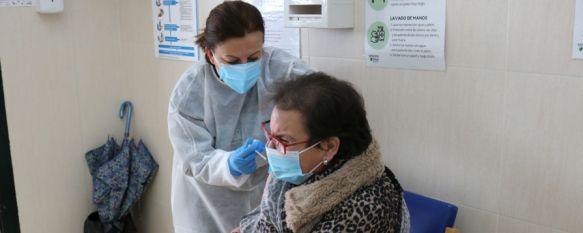 Más de 200 miembros de Asprodisis se vacunan contra el coronavirus, Un total de 117 personas con discapacidad intelectual y 102 profesionales de este colectivo de acción social han tenido acceso a la primera dosis de la vacuna, 07 Jan 2021 - 12:38