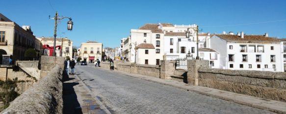 En las últimas dos semanas un total de 82 vecinos de Ronda han dado positivo en coronavirus. // Juan Velasco
